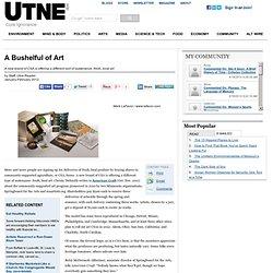 A Bushelful of Art — Mixed Media