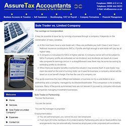 Business Start Ups - Accountancy Croydon, UK