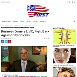 Business Owners LIVID, Fight Back Against City Officials - NEWS HOUR FIRST