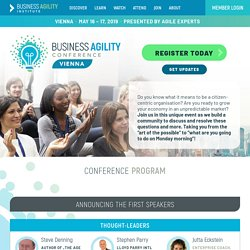Business Agility Conference