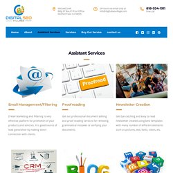 Business Assistant Services