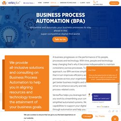 Business Process Automation Services