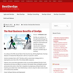 The Real Business Benefits of DevOps – BestDevOps
