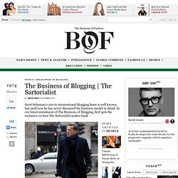 The Sartorialist − BoF – The Business of Fashion