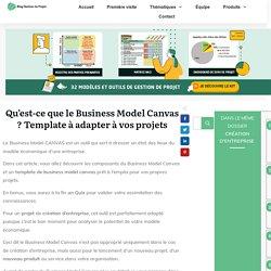 Business Model Canvas : 9 composants + Exemple & QUIZ