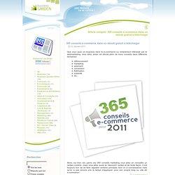 365 conseils e-commerce dans un ebook gratuit à télécharger