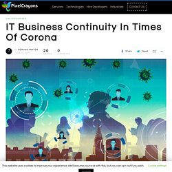 IT Business Continuity In Times Of Corona
