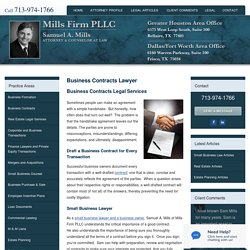 Mills Firm PLLC, Attorneys at Law