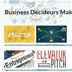 Business Decideurs Makers