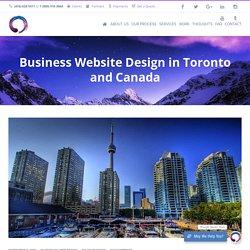 Business Web Design in Toronto Canada