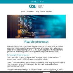 Business Software Development - Universal Digital Services Ltd