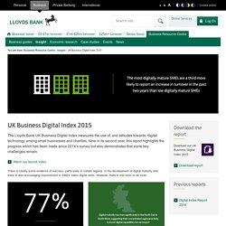 UK Business Digital Index 2017
