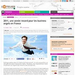 2011, une année record pour les business angels en France