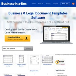 Business-in-a-Box - Download Document Templates & Forms Now