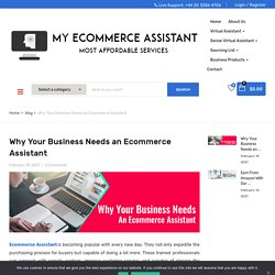 Benefits Of Virtual Ecommerce Assistant