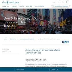D&B U.S. Business Economic Trends, Health Index