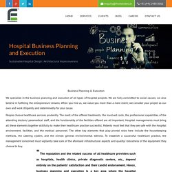 Hospital Business Planning and Execution