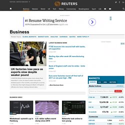 Latest Green Business News | Reuters.co.uk