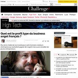 Quel est le profil type du business angel français ?