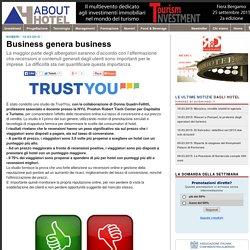 Business genera business (Abouthotel.it)