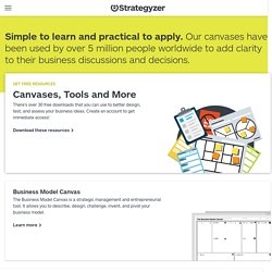 Business Model Generation - Canvas