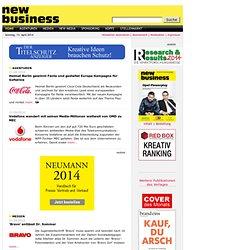 Infodienst für Werbung, Marketing und Medien