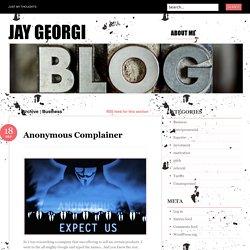 Jay Georgi