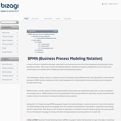 BPMN - Business Process Management, BPM and Workflow Automation Wiki