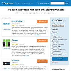 Best Business Process Management Software
