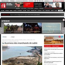Le business des marchands de sable - Economie / Environnement