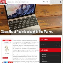 Business and Marketing Analysis of Apple Macbook