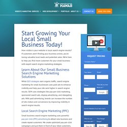 Small Business Search Engine Marketing Company