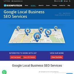 google digital marketing - dixinfotech