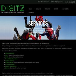 Small Business Digital Marketing Strategy, Functional Websites, SEO
