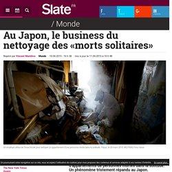 Au Japon, le nettoyage des appartements des «morts solitaires»