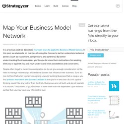 Map Your Business Model Network