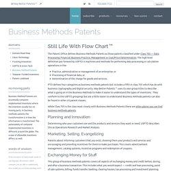 Business Method Patents