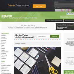 picjumbo —totally free photos for your commercial & personal works