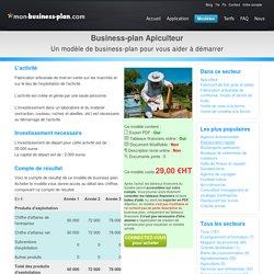 Business-plan Apiculteur