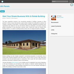 To place your order for a Custom Prefab Building