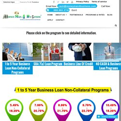 Business Loan Rates in Houston, TX, Business Funding