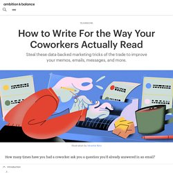 How to Make Your Business Writing Readable (With Real-Life Examples)