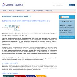 Business and Human Rights in Indonesia