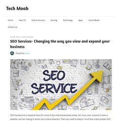 SEO Business Services