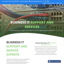 Business IT Support and Services Houston, The Woodlands, Conroe