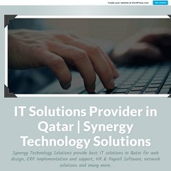 Reason Why your Business Needs Payroll Software Qatar – IT Solutions Provider in Qatar
