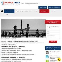Looking for France Tourist Visa uk For France Traveling for Vacation