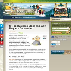 Top 10 Business Blogs and Why They Are Successful