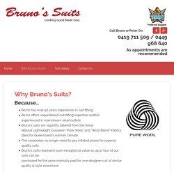 Mens Business, Wedding & Formal Suits Brisbane & Gold Coast
