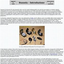 Bussola - Introduzione